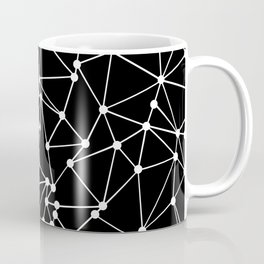 Ab Out Black Spots Coffee Mug