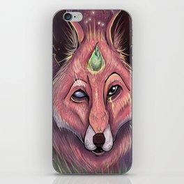 Fox of Wisdom iPhone Skin