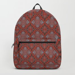 Sliced pomegranat Backpack