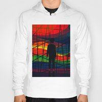 eternal sunshine of the spotless mind Hoodies featuring Imprisoned Mind by Rendra Sy