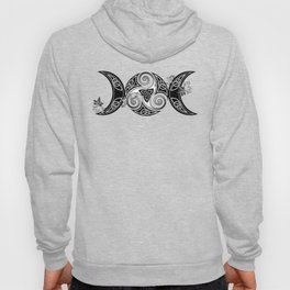 Triple Moon, Goddesses Hoody