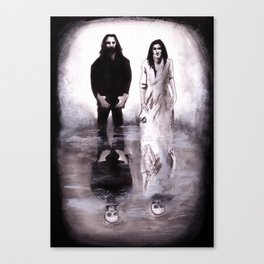 Another Time Canvas Print