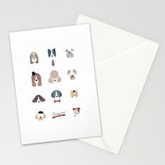Pedigree: One Percent in Show Stationery Cards