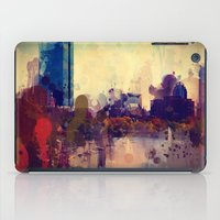 boston iPad Cases featuring Boston  by Danielle DePalma