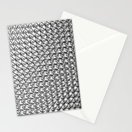 Graffiti Pattern #03 Stationery Cards