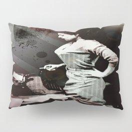 Vintage Erotica Dramatist Pillow Sham