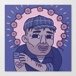 Eddie Gein Canvas Print