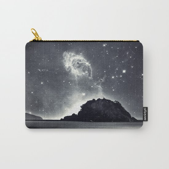 Island in the sea of eternity Carry-All Pouch