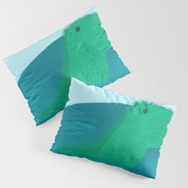 Nessie Loch Pillow Sham