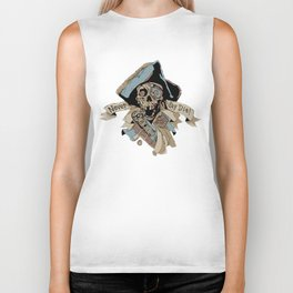 One Eyed Willy Never Say Die - The Goonies Biker Tank