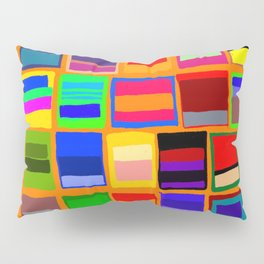 Rothkoesque Pillow Sham