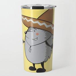 cerveza? Travel Mug