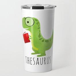 Thesaurus Travel Mug