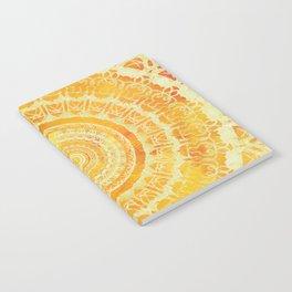 Sun Mandala 4 Notebook