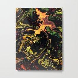 Blooming Fall Metal Print
