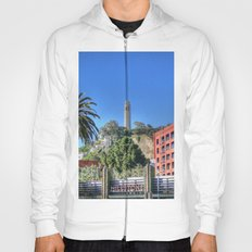 Coit Tower Hoody