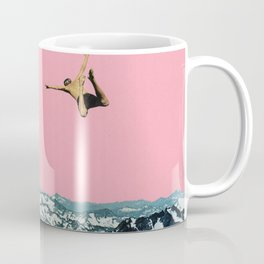 Higher Than Mountains Coffee Mug