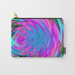 Psychedelic 60s Carry-All Pouch