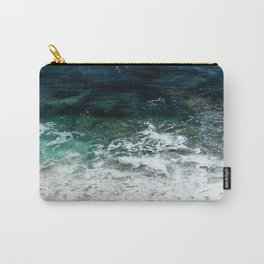 Pacific Ocean Colors Carry-All Pouch