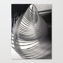 Paper Sculpture #9 Canvas Print