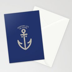 That Sinking Feeling Stationery Cards