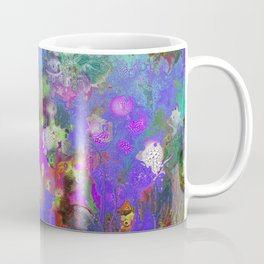 Pattern 2 LILA Coffee Mug