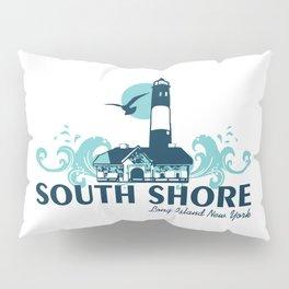 South Shore - Long Island. Pillow Sham