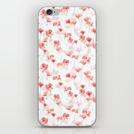 Poppy Dance iPhone Skin