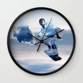 SKYSURFER Wall Clock