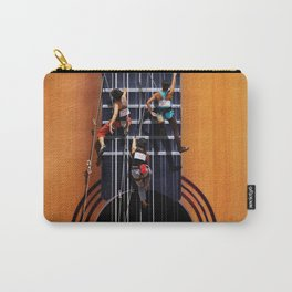 Surreal Guitar Climbers  Carry-All Pouch