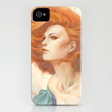 Pepper Breeze New iPhone (4, 4s) Slim Case
