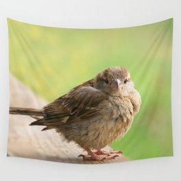 Baby Bird Wall Tapestry