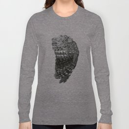 Owl Wing Long Sleeve T-shirt