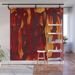 Inferno Wall Mural