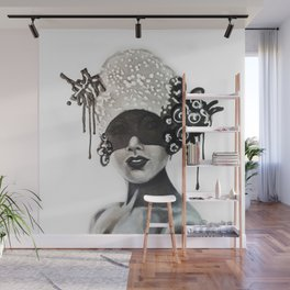 All That Jazz Wall Mural
