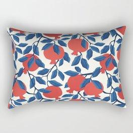 Pomegranate fruits Rectangular Pillow