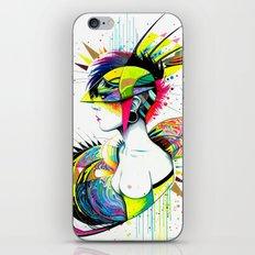 -City Girl- iPhone & iPod Skin