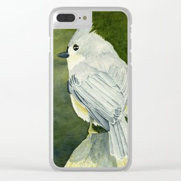 On Top of the World–Song Bird Clear iPhone Case