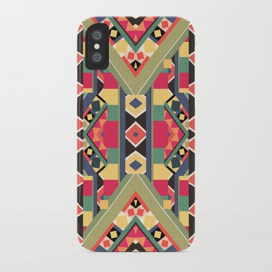 B / O / L / D iPhone Case