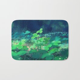 clovers Bath Mat