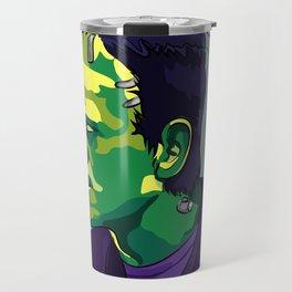 The Monster's of Frankenstein Travel Mug
