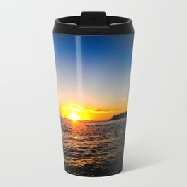 Toast to the Sunset Travel Mug
