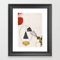 Composition C1 Framed Art Print
