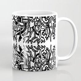 Quad CardioMech 2 Coffee Mug