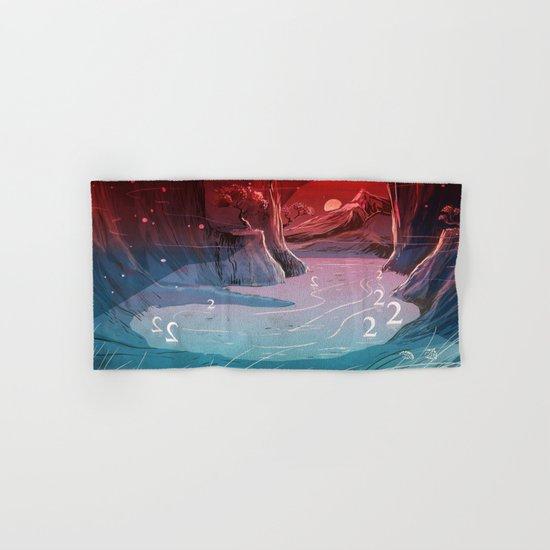 2wan Lake Hand & Bath Towel