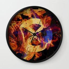 X-Legion Wall Clock