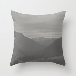 Alpine II Throw Pillow