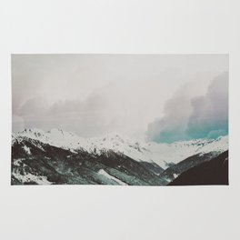 Moody Mountains Rug