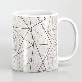 Icosahedron Mandala Coffee Mug