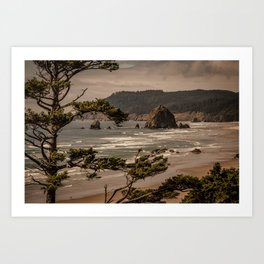 Pacific Summer Art Print